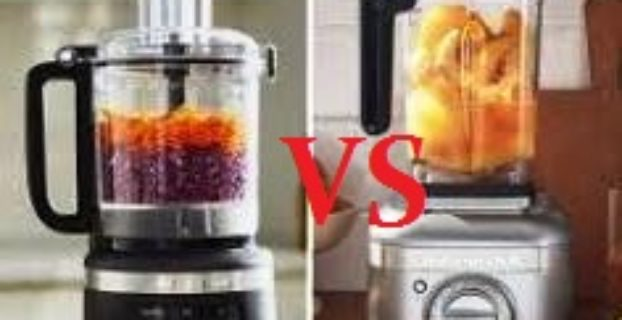 Can You Use a Blender Instead of a Food Processor?