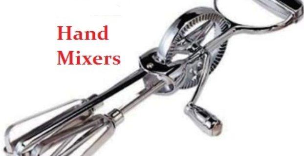 manual hand mixer reviews