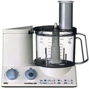 Braun Multiquick K650 Food Processor