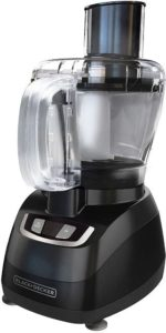 Black and Decker 8-Cup Food Processor FP1600B