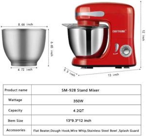 Cheftronic Stand Mixer SM 928